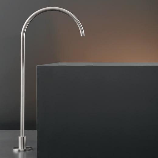 Отдельно стоящий кран для ванны. Высота: 750 мм FRE70