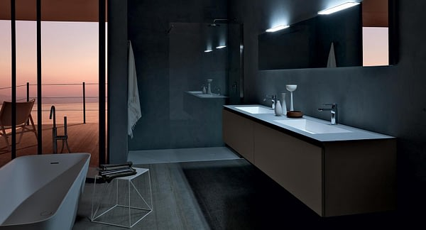 ванная комната LIGHT