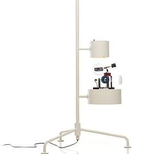 Statistocrat Floor Lamp