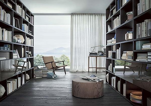 Книжный шкаф SELECTA SYSTEM