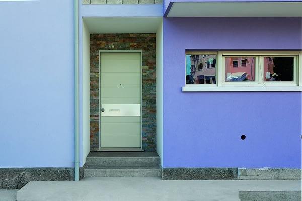 Бронированная дверь Tekno