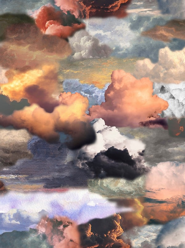 Walking on Clouds Dawn – Portrait 300 x 400