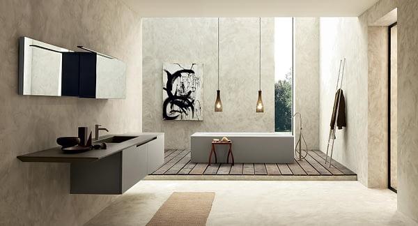 ванная комната Moon Cross