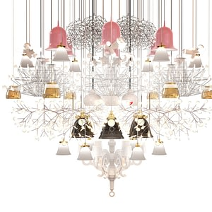 Mega Chandelier New