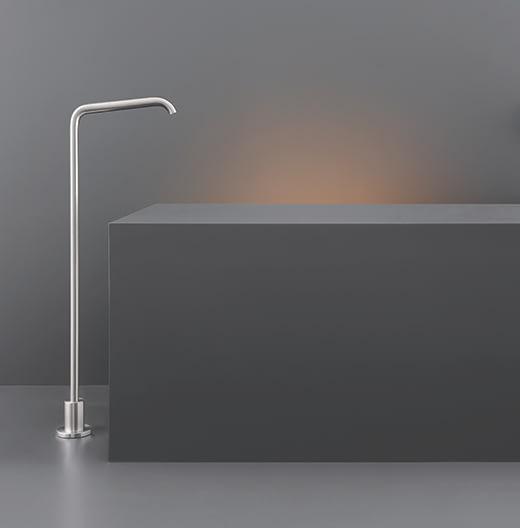 Отдельно стоящий кран для ванны. Высота: 750 мм MIL71