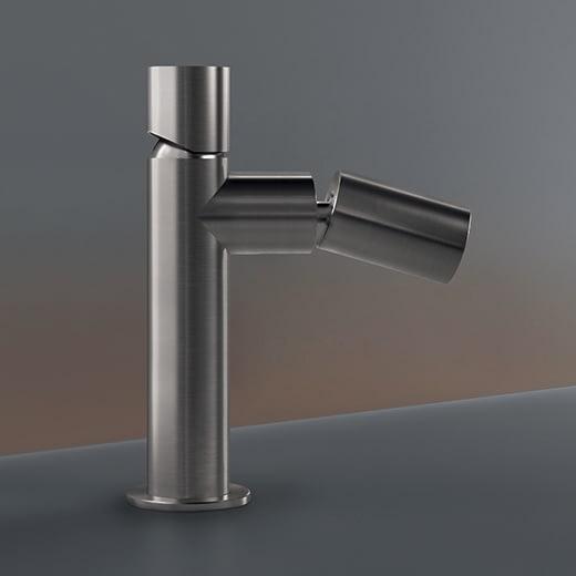Настольный запорный клапан для холодной воды с настраиваемым краном. Высота 260 мм CAR70