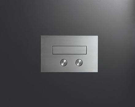 Клавиша смыва PLA05 Geberit с гидроершом