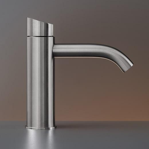 Настольный запорный клапан для холодной воды с краном. Высота 155 мм ZIQ69